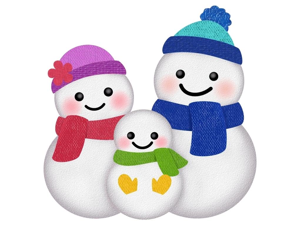 雪だるまの親子.jpg